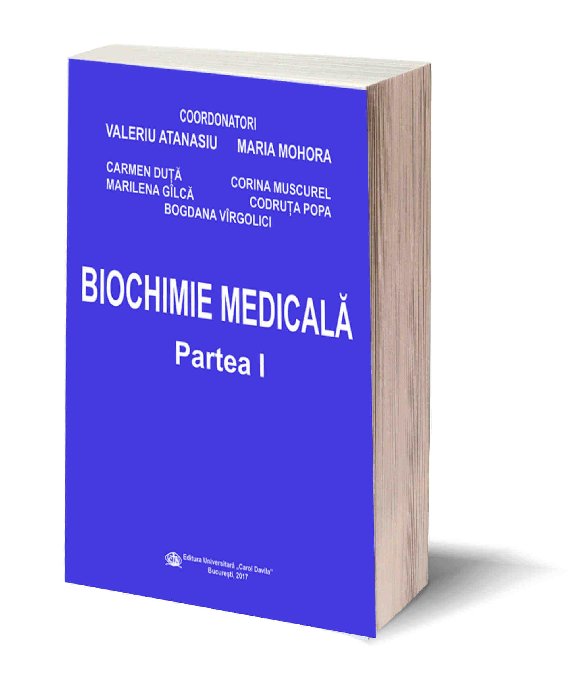 Biochimie Medicala Partea I