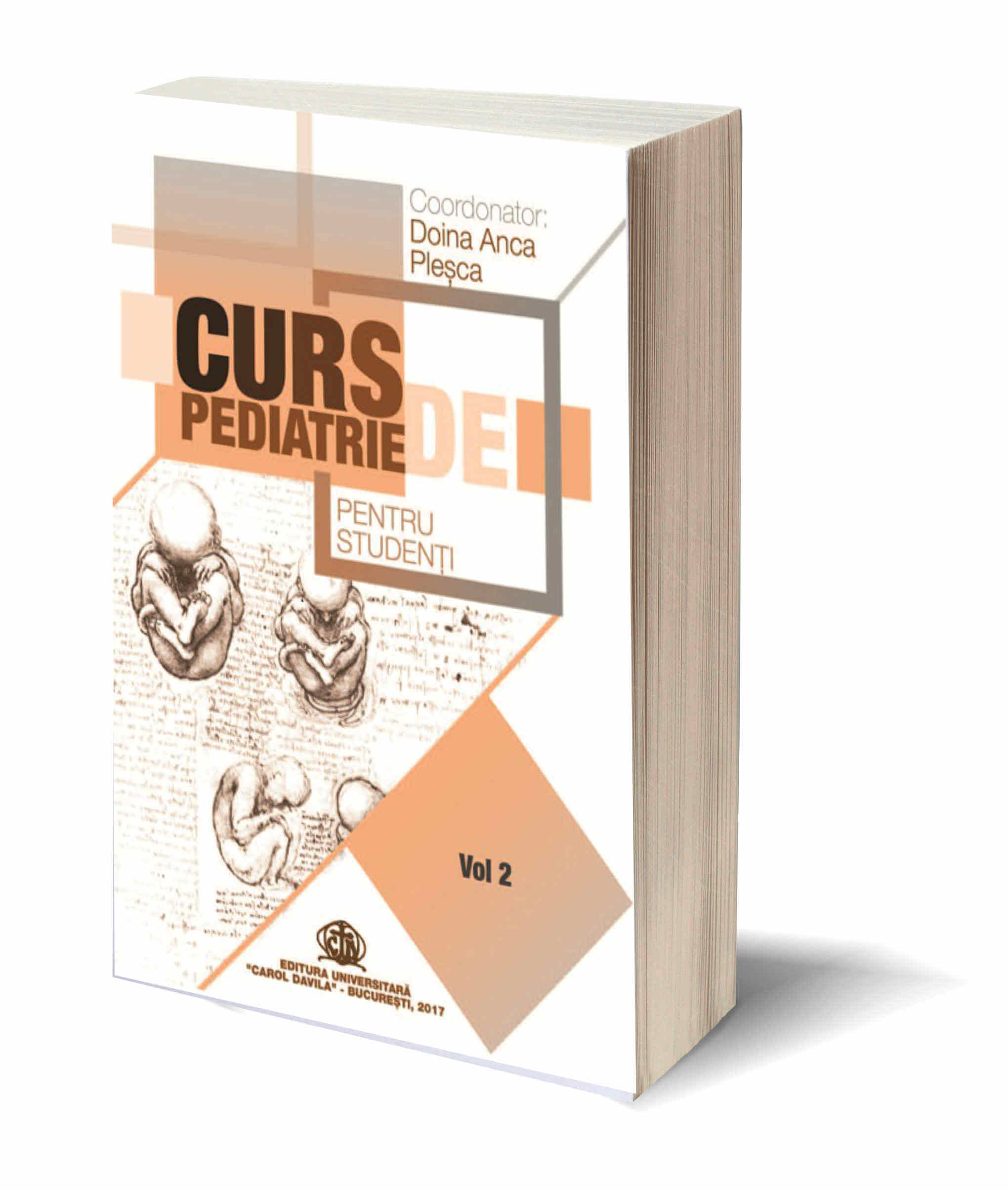 Curs de Pediatrie pentru studenti Vol. 2