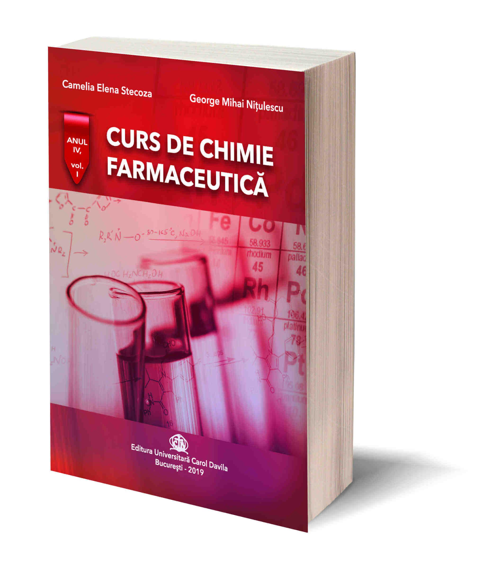 Curs de chimie farmaceutica