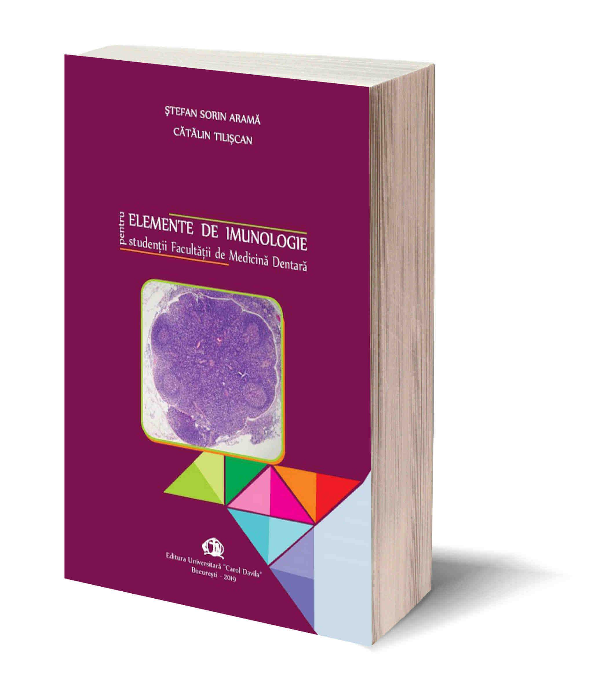 Elemente de imunologie pentru studentii Facultatii de Medicina Dentara
